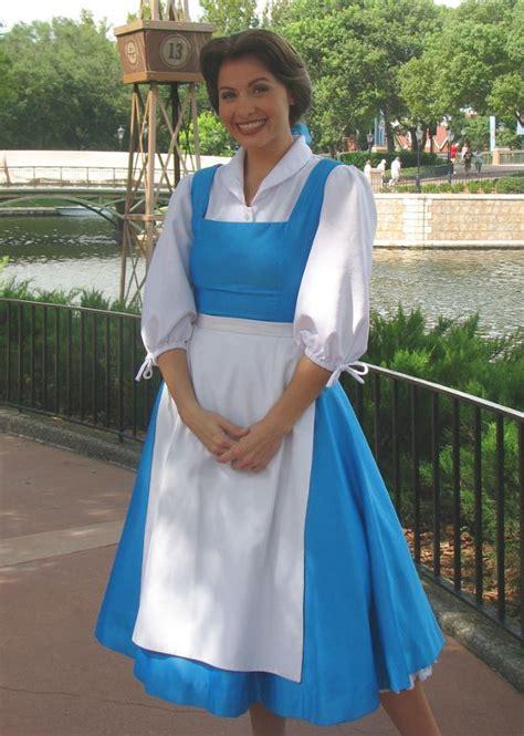 beauty   beast belle blue dress costume guide