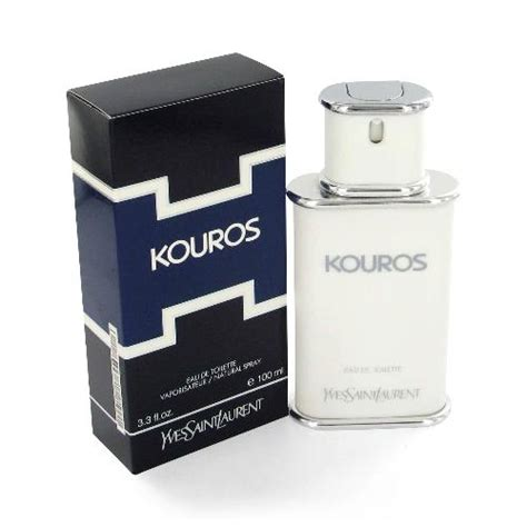 Parfum Ysl Kouros kouros by yves laurent for fragancias para