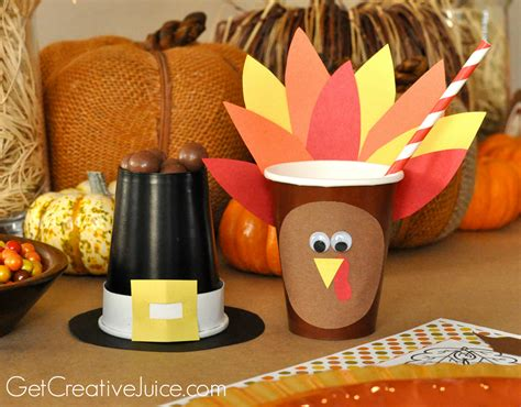 home made thanksgiving decorations easy diy kids thanksgiving table ideas creative juice