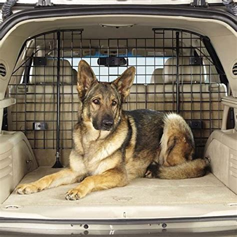 gate for car finding the best car pet gate for your vehicle in 2017 pet gate pro