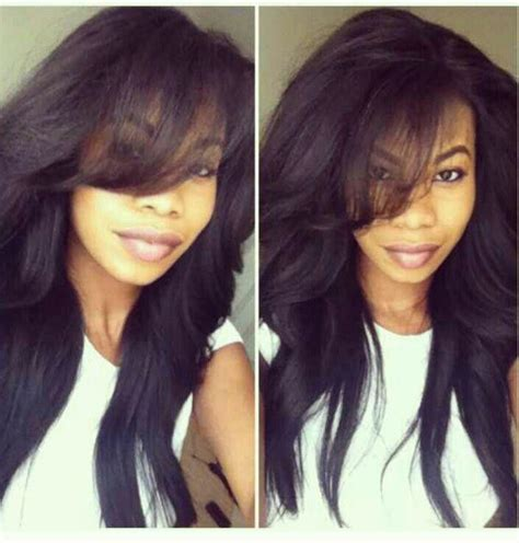 african american blowout hairstyle american blowout hairstyle 45 throwback blowout haircut