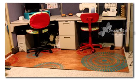 Office Chair Rug 12 Cheap Amp Easy Diy Rugs Ottawa Rugs And Carpets