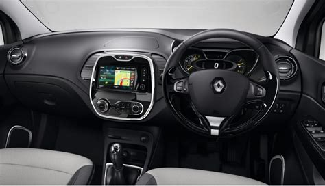renault captur interior 2017 renault captur 2017 review automotive trends