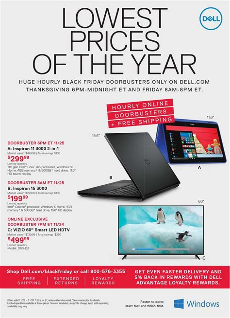 dell ad black friday 2016 dell home ad scan buyvia