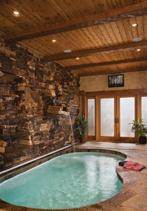 Small Indoor Pool | small indoor pool pools pinterest