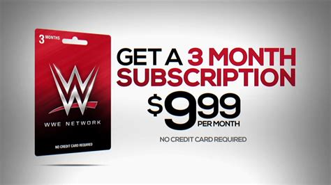 Wwe Network Gift Card - wwe network gift card the perfect holiday gift wwemoms ad