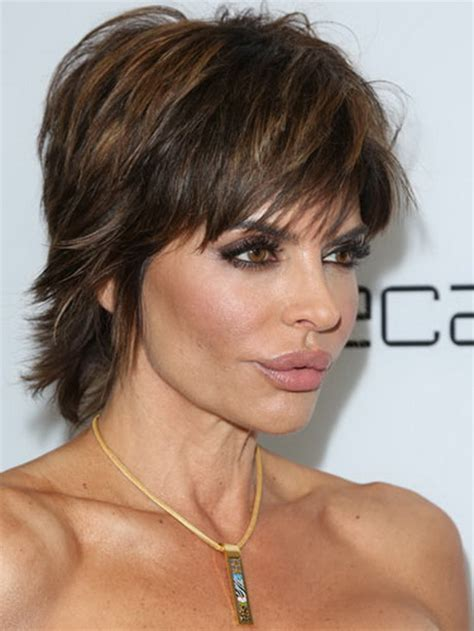 does lisa rinna have fine hair lisa rinna hairstyle best hairstyles for very thin hair