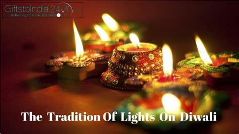 Ppt The Tradition Of Lights On Diwali Powerpoint Tradition Of Lights