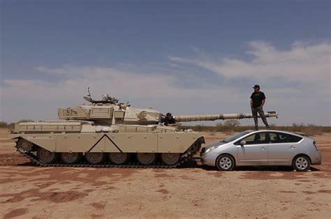 Toyota Prius Range On A Tank Tank Vs Prius Roadkill Photo 6