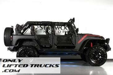 jeep wrangler unlimited 3rd row seat kit 2013 jeep wrangler unlimited el diablo starwood custom
