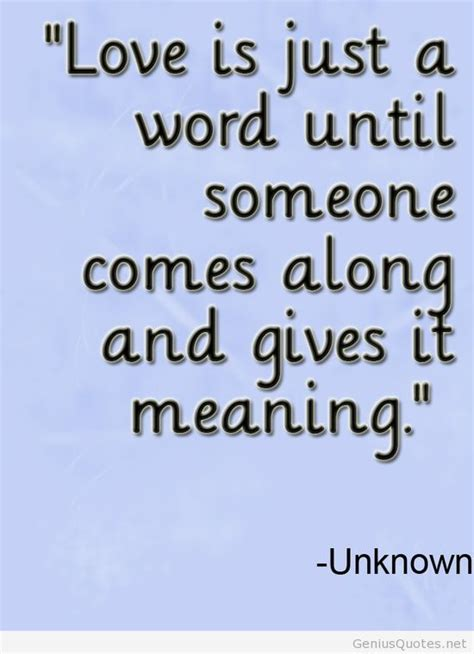 origin of the word love meaning of love quotes new quotes about love i learned the