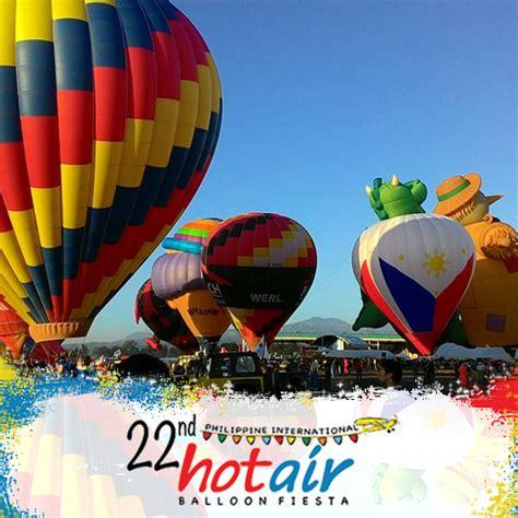 philippine international hot air balloon fiesta forex travel blog