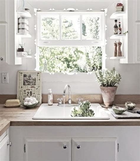 Country Kitchen Wall Nj by Best 25 Window Sink Ideas On Country