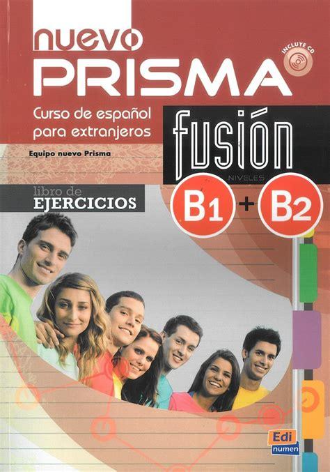 nuevo prisma fusion libro de ejercicios b1 b2 opracowanie zbiorowe książka w sklepie empik com