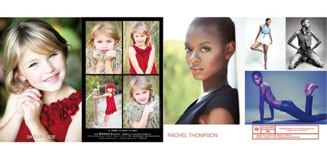 acting comp card template 17 best images about comp cards on models
