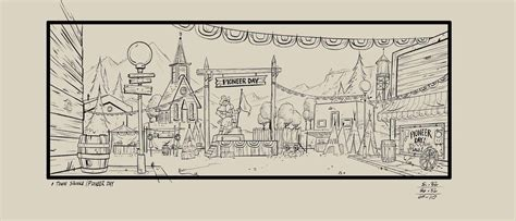 layout gravity falls i m sean jimenez art of gravity falls pinterest best