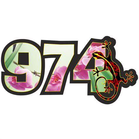 Stiker Re stickers r 233 union 974 margouillat local