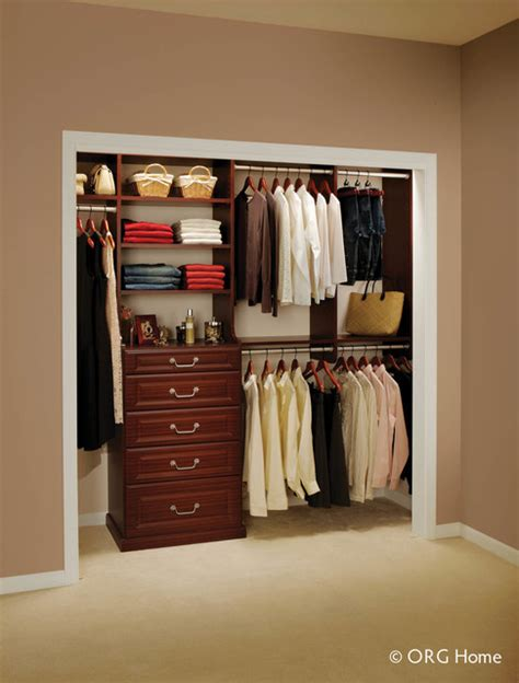 Closet Organization by Closet Organization Systems Interior Design Ideas