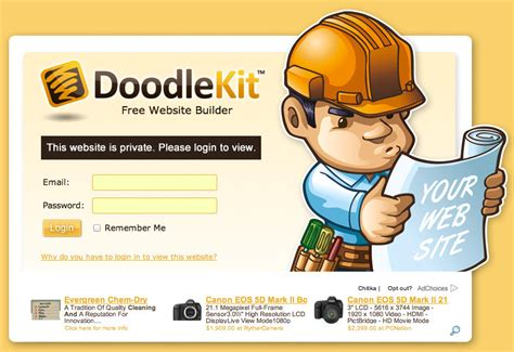 doodle kit free free plan website changes doodlekit