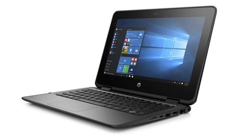 hp rugged laptop hp s new laptop is the thinnest rugged convertible made techradar