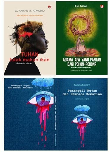 Pemanggil Hujan Dan Pembaca Kematian Karisma Fahmi Y bedah karya sastra