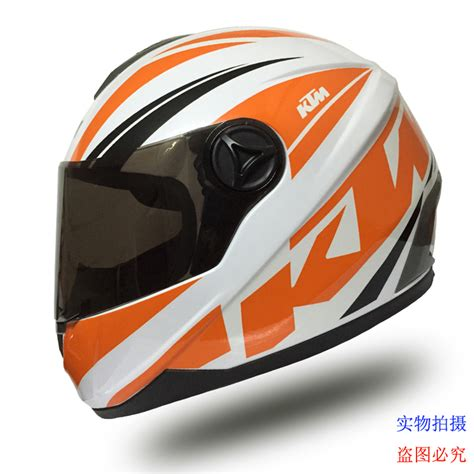 Helm Ktm high quality ktm motorcycle helmet professional racing