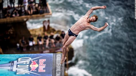 bull high dive breathtaking daring moments from world s diving