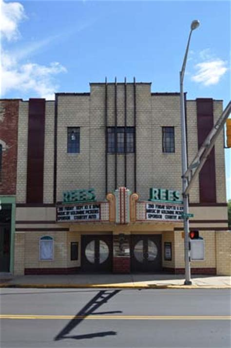 plymouth indiana theatre rees theater plymouth indiana