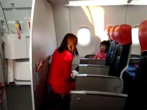 airasia hot seat 2012 11 07 airasia japan jw8527 hot seats youtube