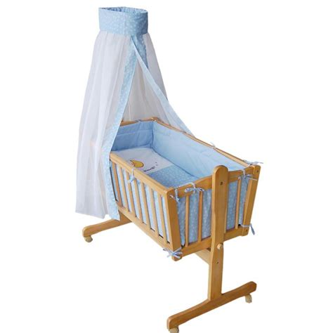 Baby Crib With Swing by Baby Wooden Swing Bed Baby Swing Crib Color Bed