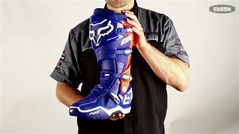 fox motocross gear nz fox instinct mx boot available from tracktion co nz