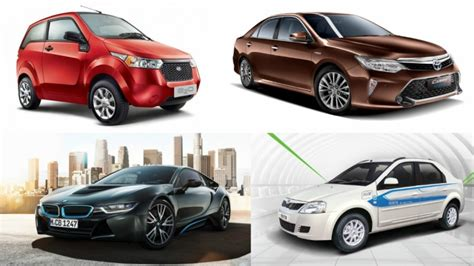 List Of Electric Vehicles In India World Environment Day Electric Hybrid Cars You Can Buy