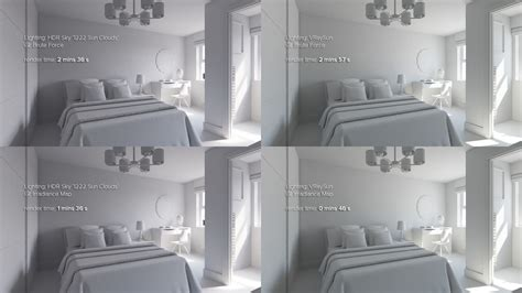 Cool Lights For Bedroom by Using Hdr Lighting For Interiors And Comparing V Ray