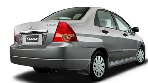 Suzuki Liana Pakistan Suzuki Liana Price In Pakistan Pictures And Reviews