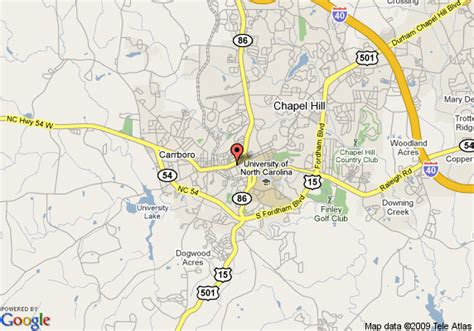 map of carolina chapel hill the franklin hotel chapel hill deals see hotel photos
