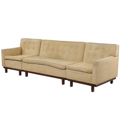 Frank Lloyd Wright Sofa by Frank Lloyd Wright Taliesin Sofa At 1stdibs