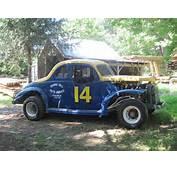 1939 Ford Standard  Race Car The HAMB