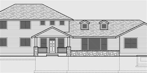 bungalow house plans with basement and garage bungalow house plans with basement and garage top octagon house luxamcc