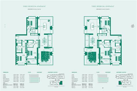 layout landmark 3 landmark place layout floor plan knight frank