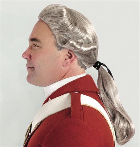american revolution mens hairstyles custom 18th century wigs d 233 mod 233