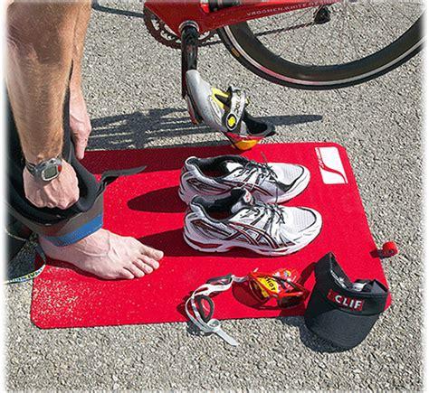Transition Mat triathlete stuff transition mat for triathlon