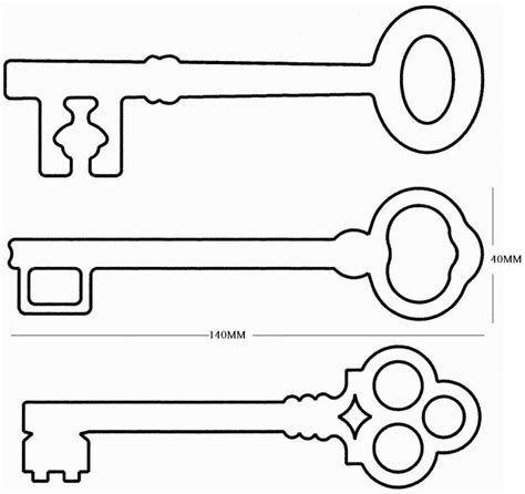 printable journey template key template 4 05 ws designs wendy stenton clipart best