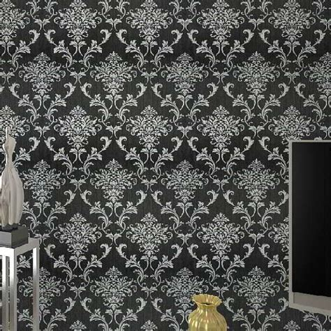 model wallpaper dinding vinyl interior rumah
