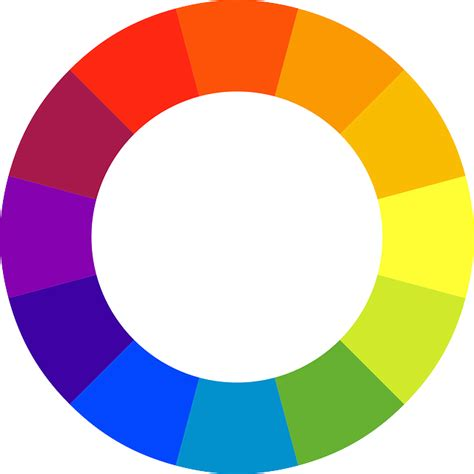 free vector graphic palette circle wheel free image on pixabay 42290