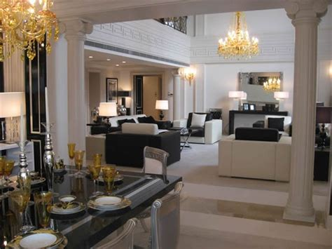 versace home interior design elegant decorations