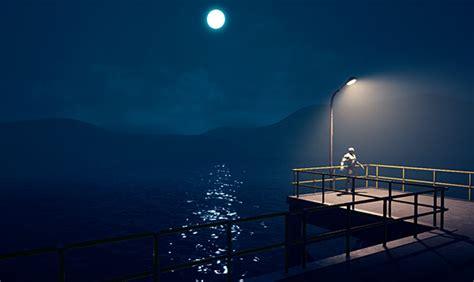 engine 4 landscape lighting ue4 tutorial time lighting moon sky with bp sky sphere part 2 2