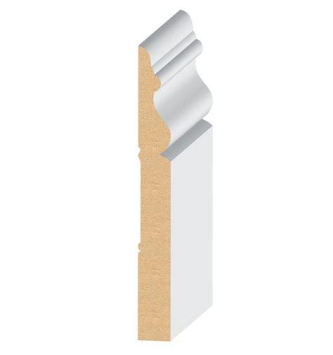 mdf quot el el wood products newport mdf baseboard moulding 5