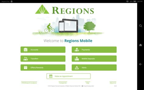 regions bank address regions bank appstore for android