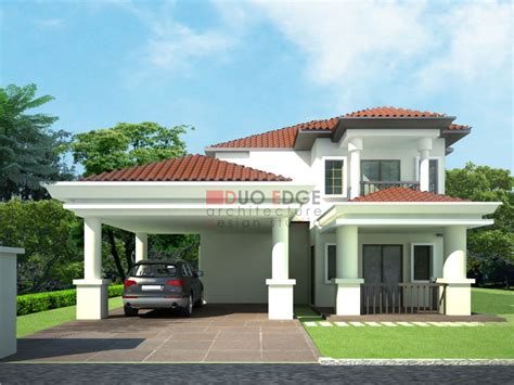 Bungalow Plans by Modern Bungalow House Design Small House Design Plan