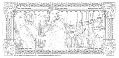 where to buy of thrones coloring book winter is coming and so is the new of thrones